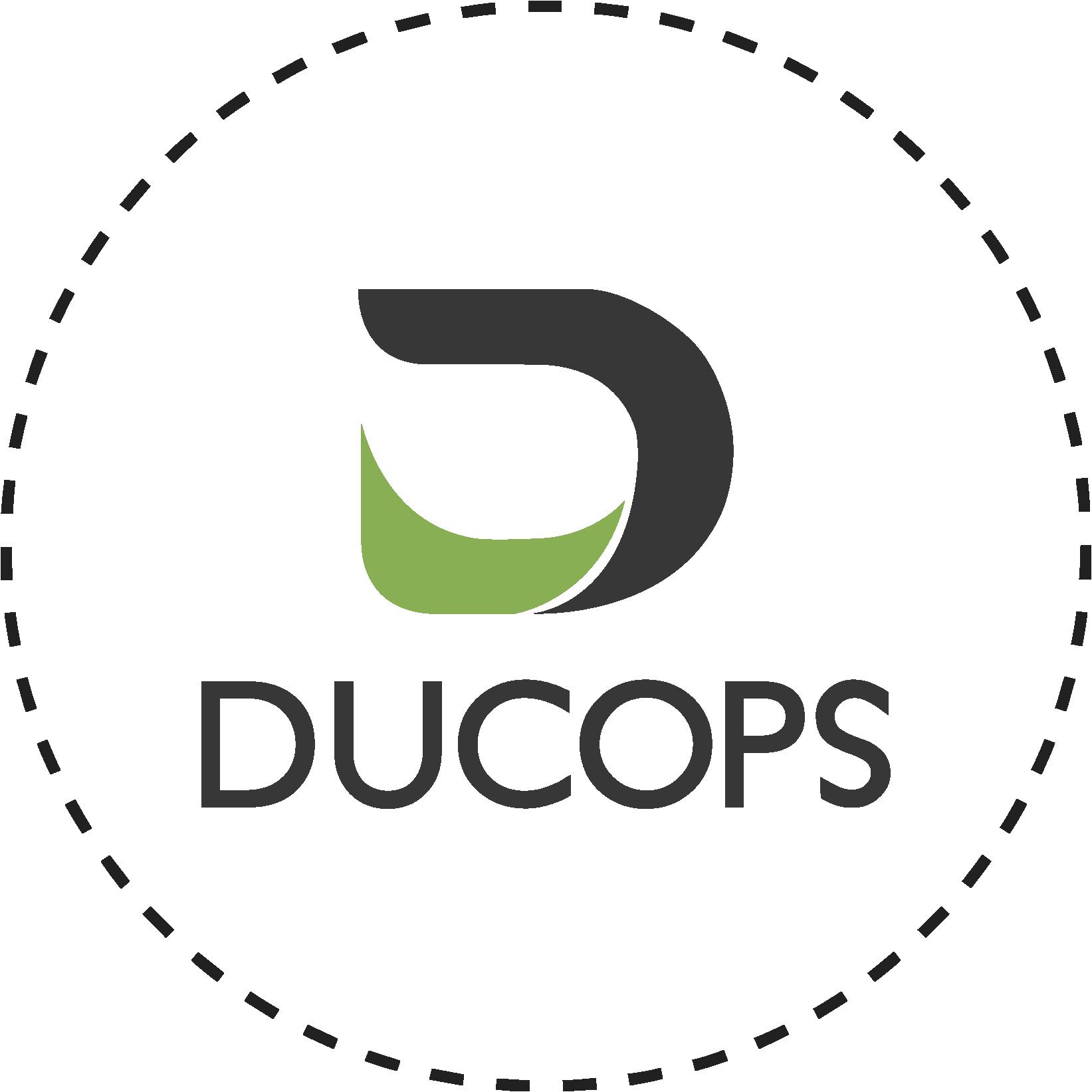 ducops-service-logo-verde